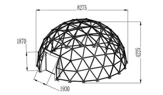 shelter-dome-glass-dome-geodesic-dome-dome-tents-for-sale-8m-glass-dome