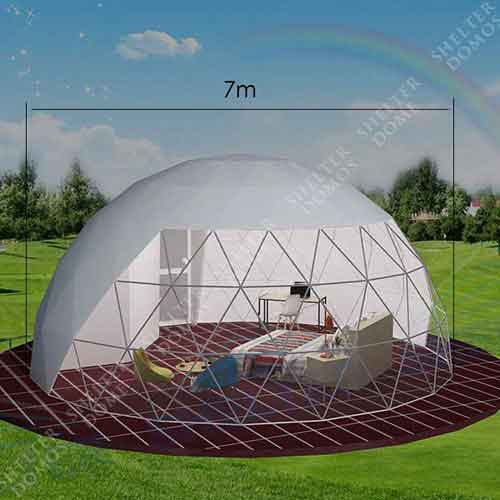 Eco Living Dome Specifications