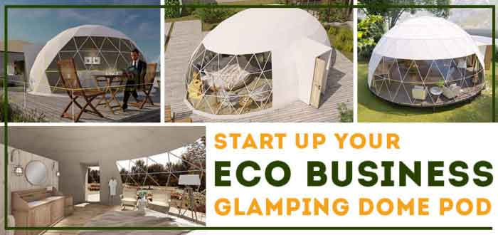 start-up-your-eco-business-by-glamping-dome-pod---oval-dome-house-for-sale