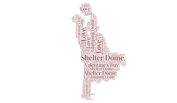 Valentine's day-shelter dome-shelter domos-1