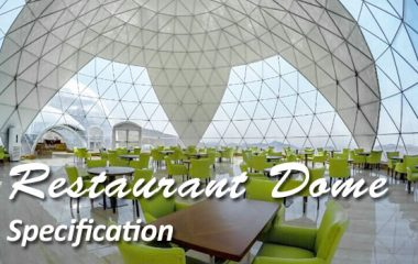 dome restaurant-restaurant dome-dining dome-Shelter Dome