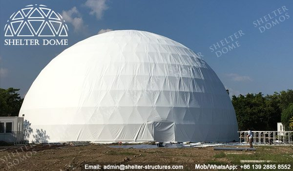 Large Fabric Dome Structure Event Dome For Sale