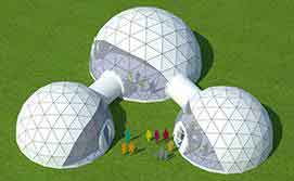 shelter-dome-fabric-dome-dome-with-tunnel-event-dome-for-sale