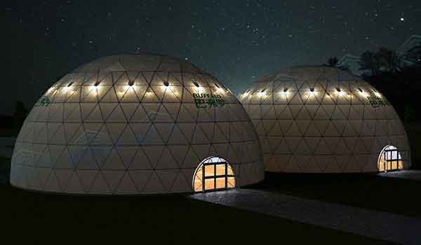 Event Domes - Branding Domes - Shelter Dome