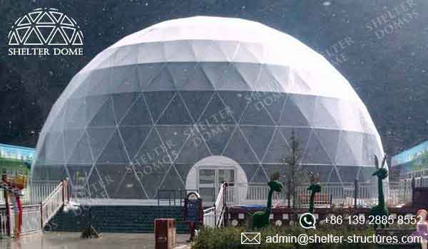 Event Domes - Geodesic Domes with Great Resistance - Shelter Dome