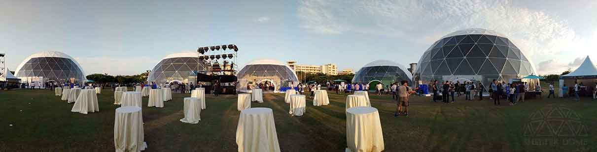 Event Domes - Shelter Dome