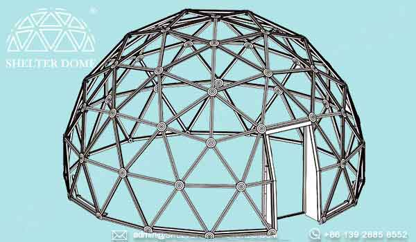 geodesic-polycarbonate-dome-tents-for sale