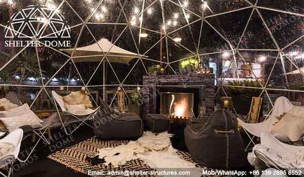 Igloo Bar in Sydney - Small Geodesic Dome for Sale - Pop Up Dome Tent - Igloo Bars - Igloo Domes - Shelter Dome (6)