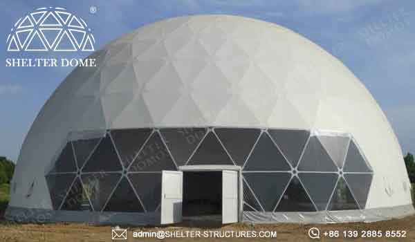 event dome tents for dining and wedding-10m 15m 20m 25m geodesic dome for sale (2)