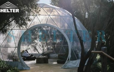 Geodome Tent-Outdoor Dome Tent-Outdoor Forest Instant Dome Tent-3