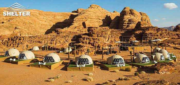 dome camping tents-Wadi Rum-Palmera Camp-shelter dome-shelter domos-700_Jc