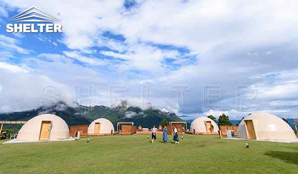 geodome glamping-glamping dome-shelter dome-shelter domos-2