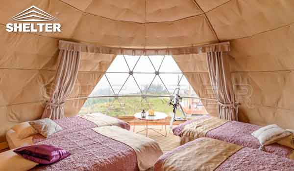 geodome glamping-glamping dome-shelter dome-shelter domos-3