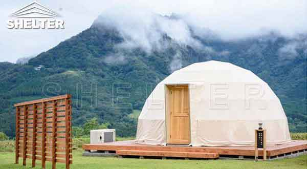 geodome glamping-glamping dome-shelter dome-shelter domos