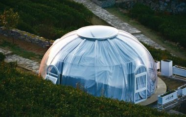 5m PC Bubble Dome - Outdoor Catering Igloo